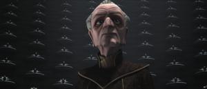 Chancellor Palpatine raise