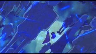 Galaxy Express 999 (1979) - Shadow scene