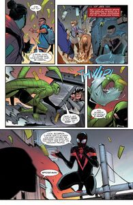 Scorpion and Miles Morales