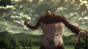 Zeke Beast Titan anime 13