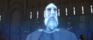 Count Dooku Parliament
