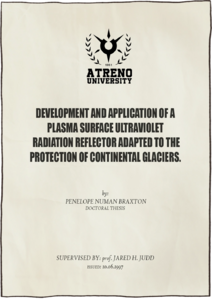 Penelope's First Thesis