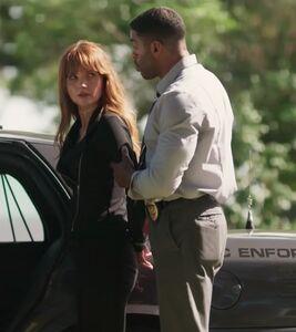 Susan Gates Arrest