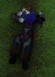 Xavius Emerald Dream