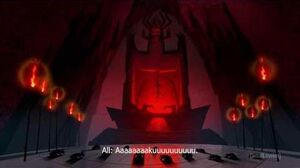 Aku's Seven Daughters Samurai Jack S05E1
