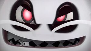 Betrayus Evil Grin