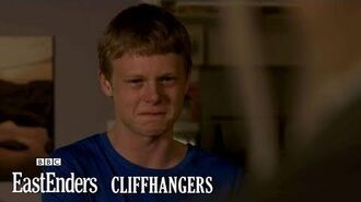 Bobby Beale Sees Lucy's Ghost Cliffhangers EastEnders