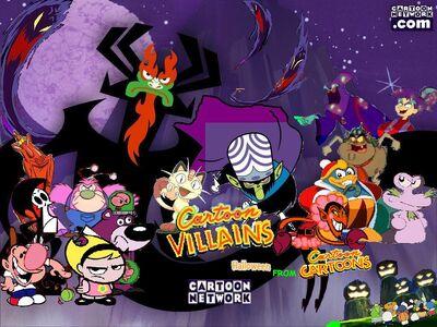 User blog:XavierPanama/Cartoon Villains from Cartoon Network ...