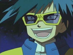 Digimon Emperor's Laugh