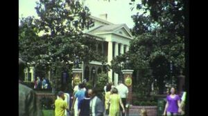Disneyland History 1969 - Mystery of the Hatbox Ghost