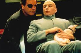 Dr. Evil and Number 2