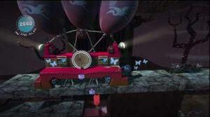 LittleBIGPlanet (720p HD) Walkthrough Part 64 - The Terrible Oni's Volcano - Initial & Aced