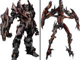 Megatronus prime/The Fallen