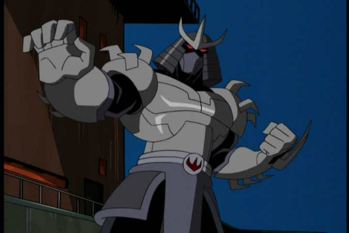 Utrom Shredder Gallery Villains Wiki Fandom