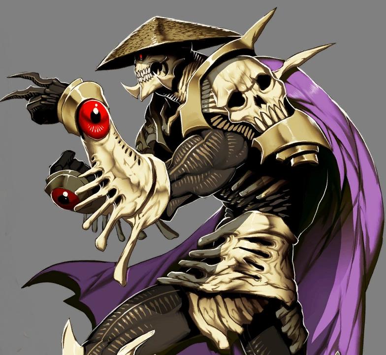 Skullmageddon Villains Wiki Fandom