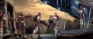 Tekunin Clan captures Taven