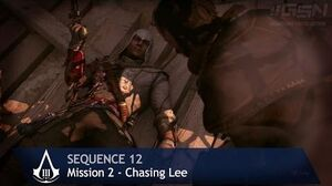 Assassin's Creed 3 - Sequence 12 - Mission 2 - Chasing Lee (100% Sync)