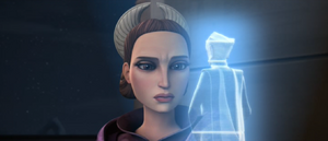 Chancellor Palpatine backdrop