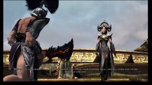 Fury Armor and Alecto