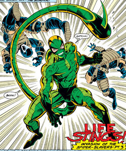 MacDonald Gargan (Earth-616) from Amazing Spider-Man Vol 1 370 001