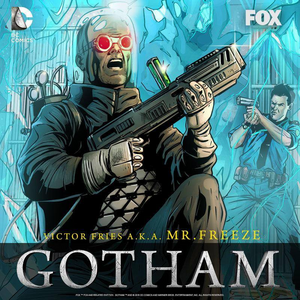 Mr Freeze Gotham Promo