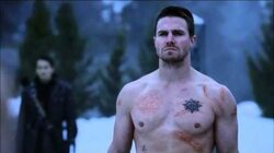 Oliver Queen vs Ra's al Ghul