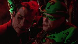 Riddler & Two-Face (Batman Forever)