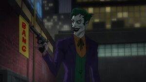 Robbery at the opera Batman Hush