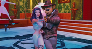X dancing with Dex