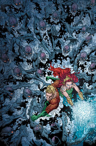 Aquaman Vol 8 56 Textless