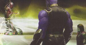Avengers Infinity War Gamora death concept art 1