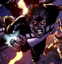 Deacon Blackfire Blackest Night