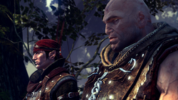 Iorveth and Kingslayer