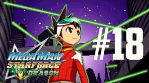 Mega Man Star Force Dragon Part 18 - Jammer Confrontation HD