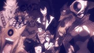 Members of Tartaros