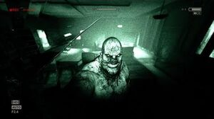 Outlast - Chris Walker's Death