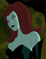 Poison Ivy Batman & Harley Quinn