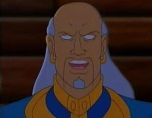 Shang Tsung (The Journey Begins)