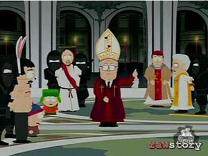 South Park Catholic League