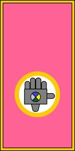 The Iron Dominion Flag