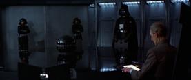 Vader meeting
