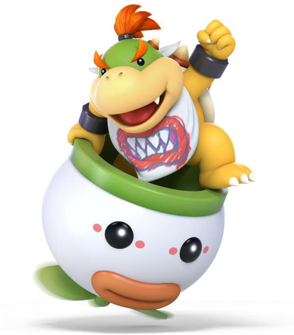 Bowser Jr Villains Wiki Fandom