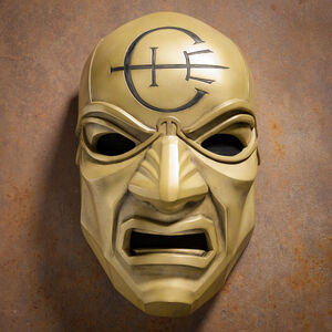 Dishonored-overseer-mask-rust-background-1