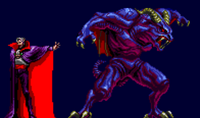 Dracula (Rondo of Blood)