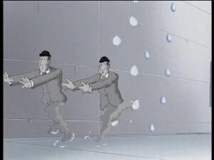 Grey Gentlemen Dissolve