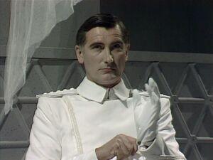 Kane Doctor Who