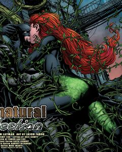 Poison Ivy and Batman Detective Comics 14