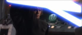 Vader swinging