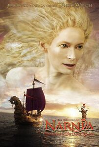 White Witch Dawn Treader