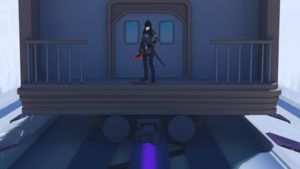 Adam aboard Argus Limited